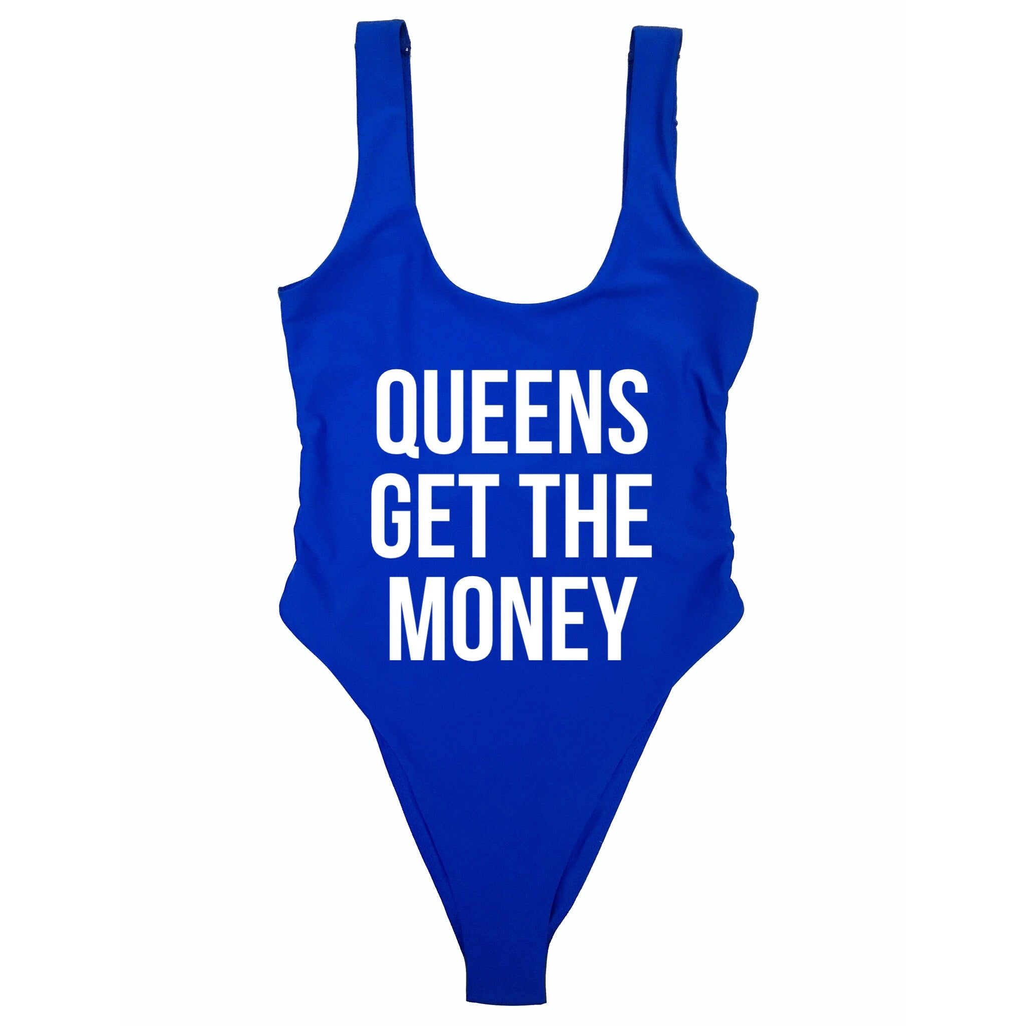 QUEENS GET THE MONEY