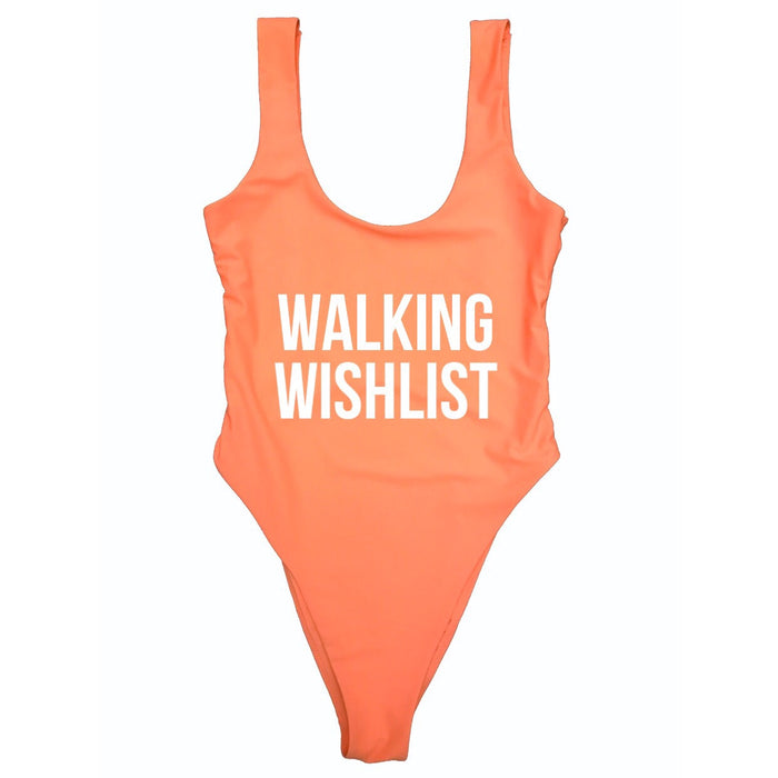 WALKING WISHLIST