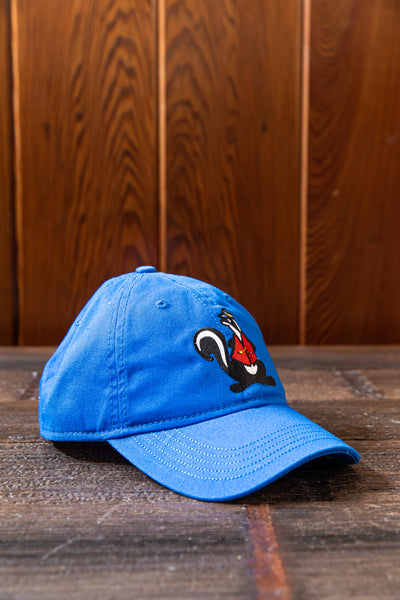Youth Ovs Rookie Washed Twill Cap Mr. Skunk Emb