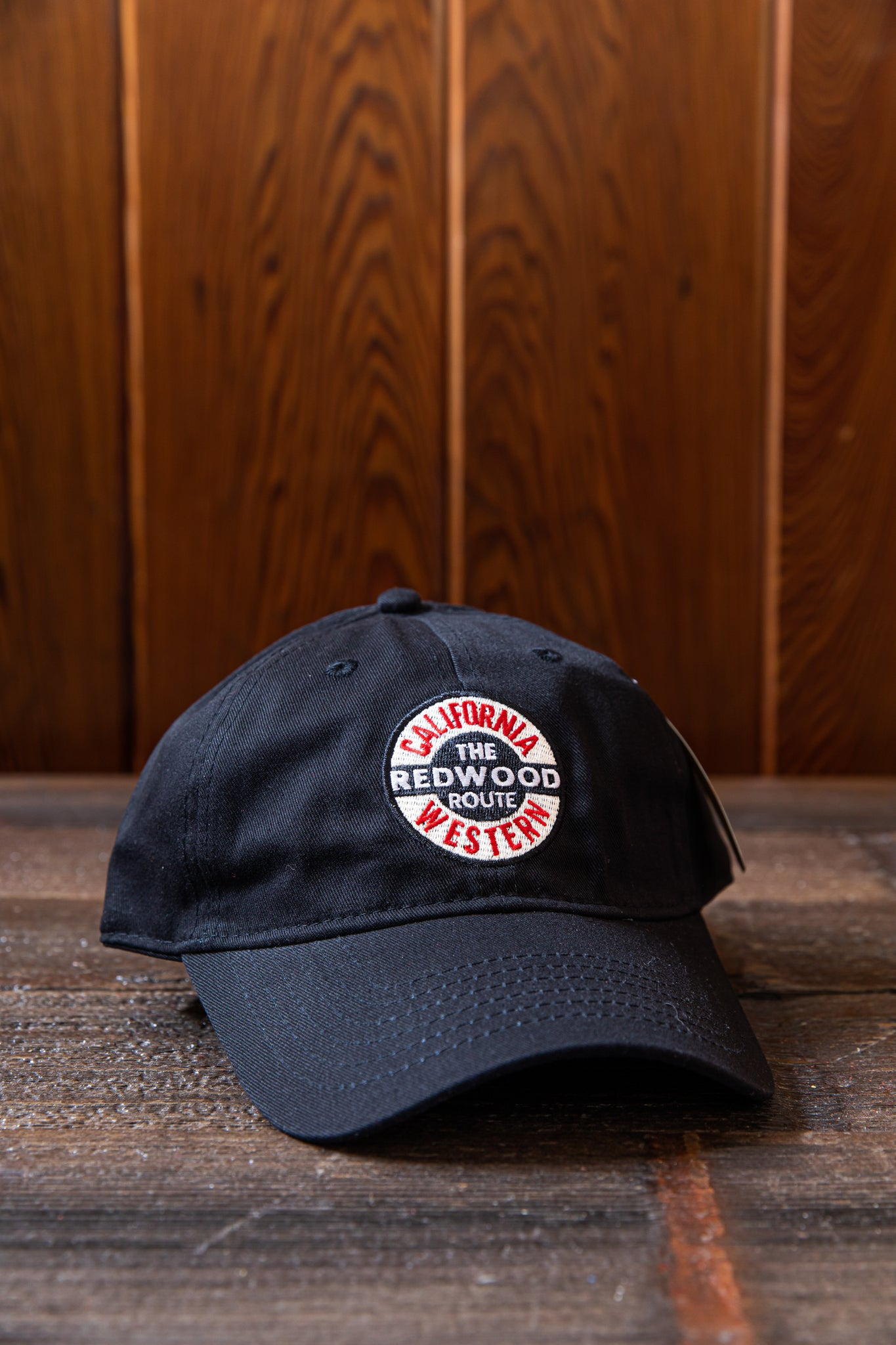 California Western Route Embroidered Benchmark Hat