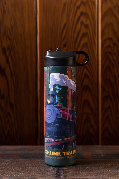 Custom Sportiva Water Bottle