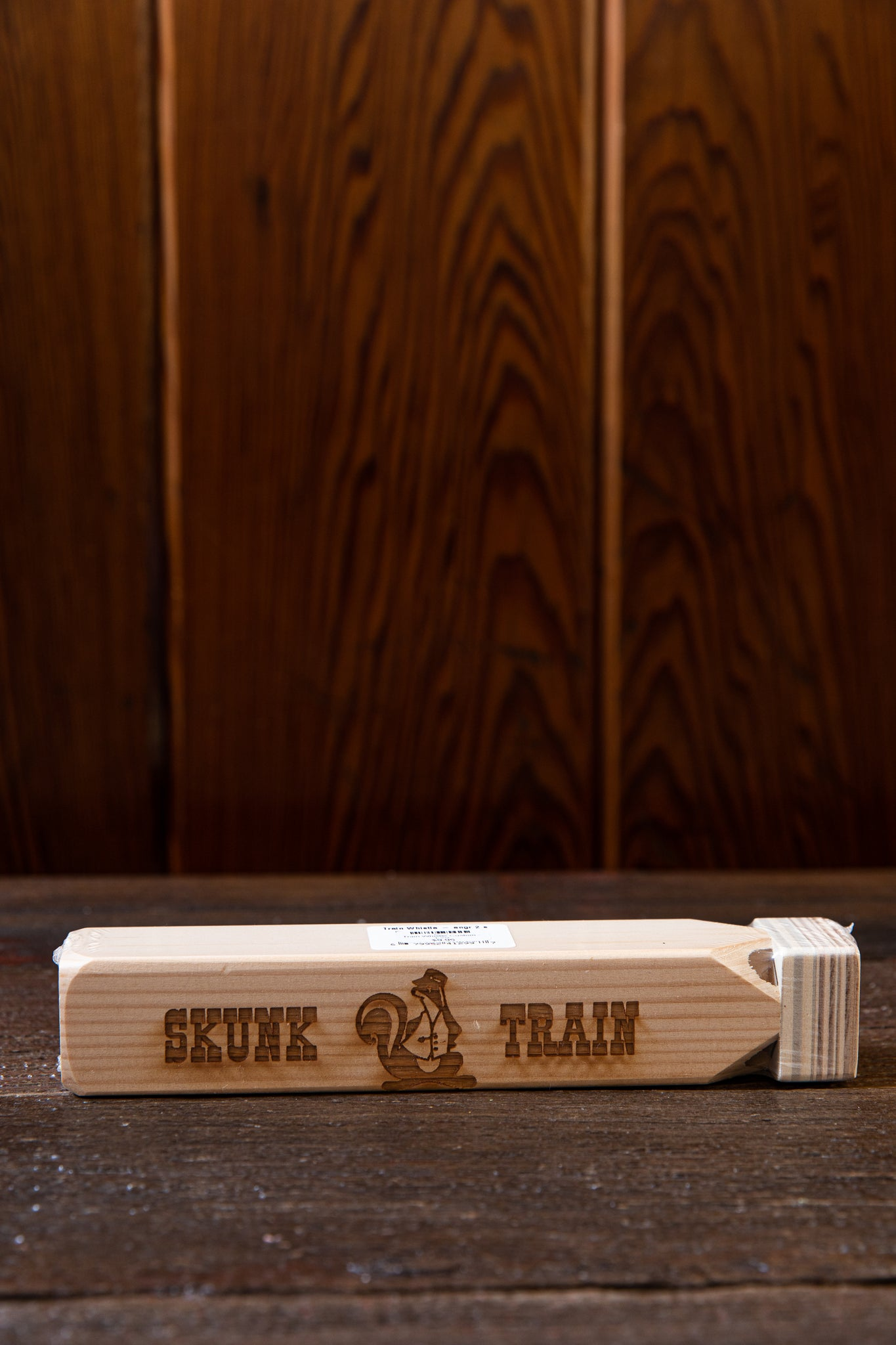 Skunk Train Custom Whistle