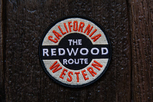California West Redwood Patch