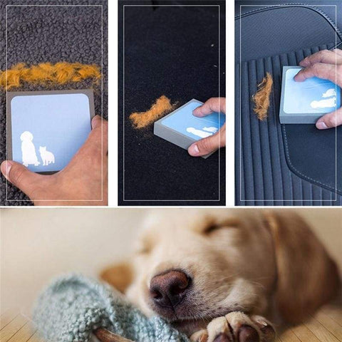 Pet Hair Cleaning Brush - Gadgets