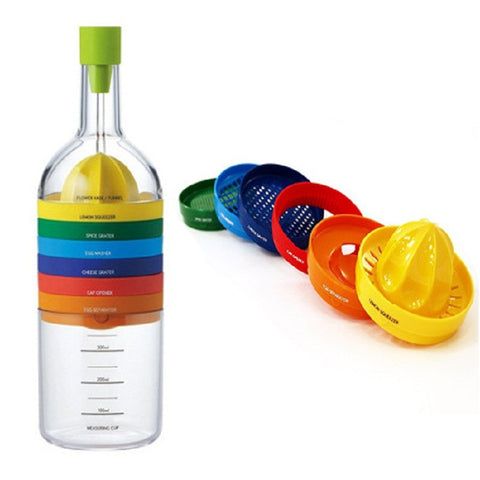 8-in-1 Kitchen Tool Set  Bottle