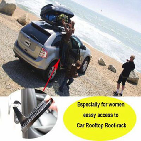 Vehicle Rooftop Assistance Doorstep