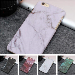 Rockwolf Marble Iphone Cases - Iphone