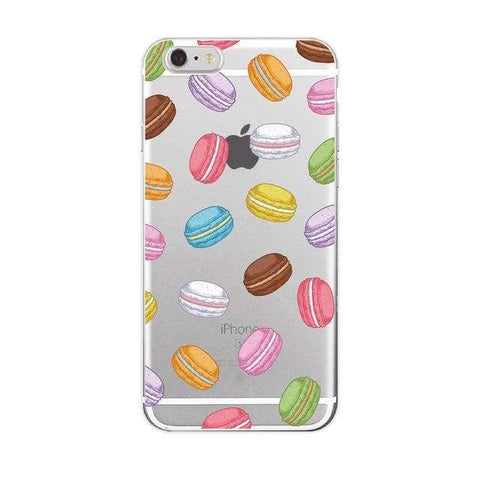 Tomocomo Food Iphone Cases - 15 / For Iphone 6 6S - Iphone