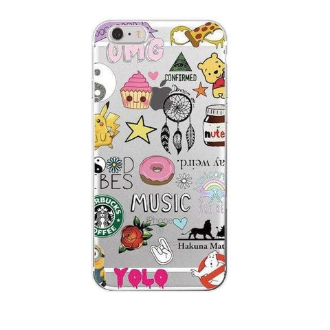 Tomocomo Food Iphone Cases - 20 / For Iphone 6 6S - Iphone