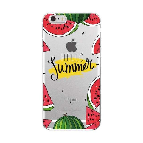 Tomocomo Food Iphone Cases - 3 / For Iphone 6 6S - Iphone