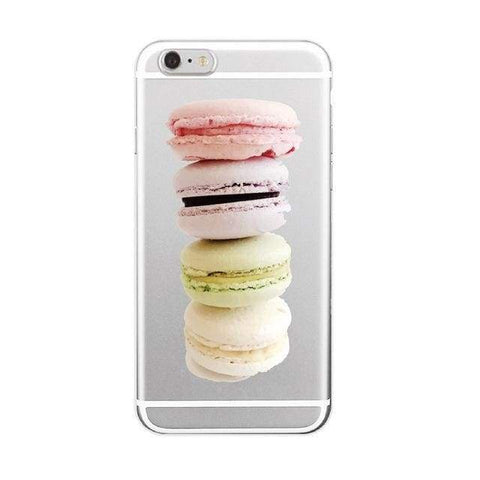 Tomocomo Food Iphone Cases - 4 / For Iphone 6 6S - Iphone