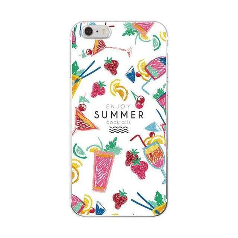 Tomocomo Food Iphone Cases - 7 / For Iphone 6 6S - Iphone