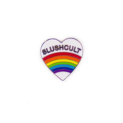 Slushcult Pride Pin
