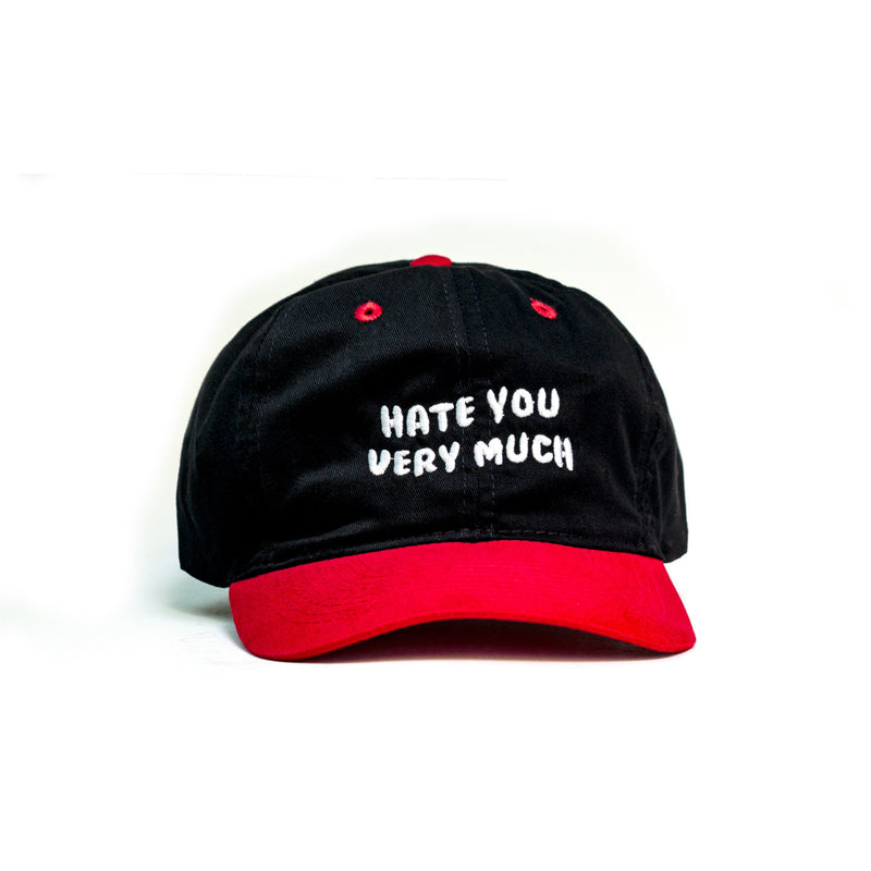 Hate You Very Much 2 Tone Hat