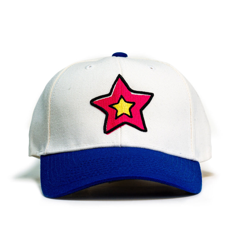 Shining Star 2 Tone Blue Hat