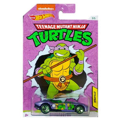 Teenage Mutant Ninja Turtles Hot Wheels (Donatello Rrroadster)