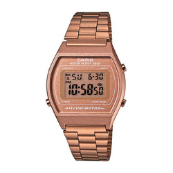 Casio Vintage All Rose Gold Digital
