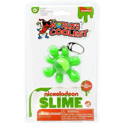 Worlds Smallest Nickelodeon slime!
