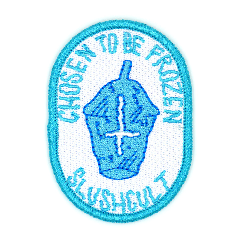 Chosen To Be Frozen Patch