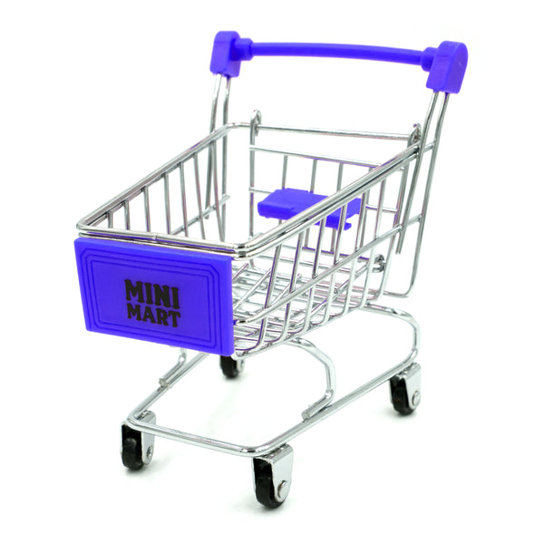 Mini Mart Shopping Cart