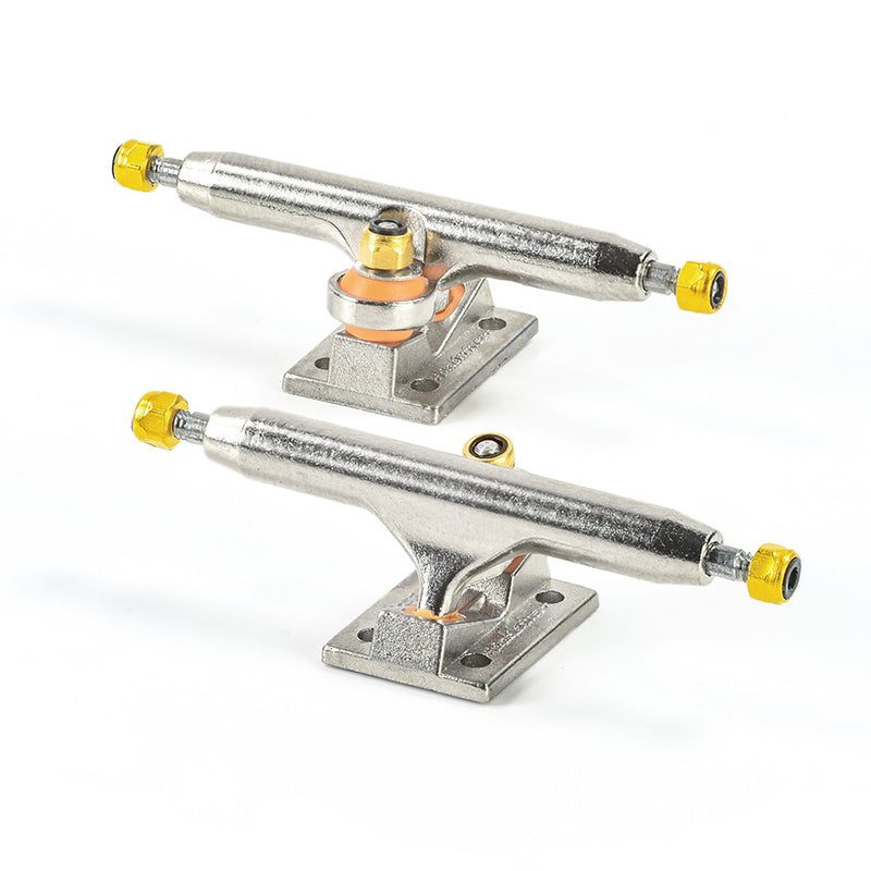 Blackriver Extra Wide 2.0 Silver Trucks (34mm)