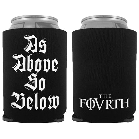 As Above, So Below | Beer Sleeve