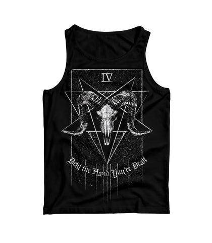 Cosmic Gateway tank top