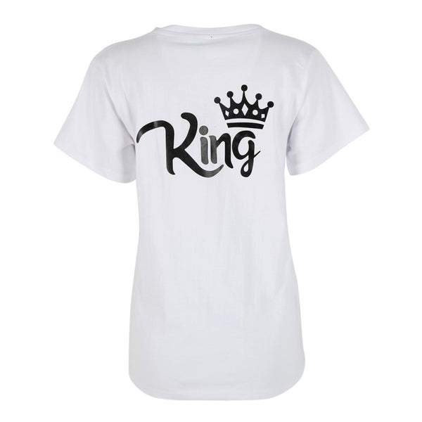 Royal Family Matching Shirts King Queen Princess and Prince (Child Size 6M to 7 Years)
