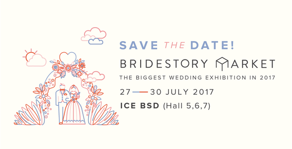 Bridestory Market 2017 x Lovemark Diamond