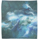 Sky Swirl Cosmic Reading Cloth