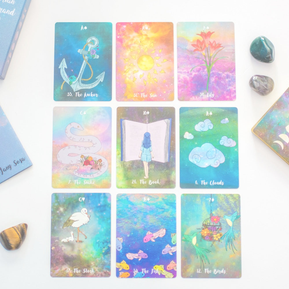 In-Depth Lenormand Reading