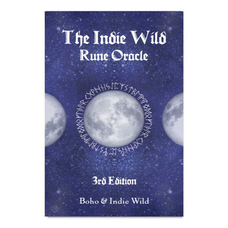 The Indie Wild Rune Oracle 3rd Edition