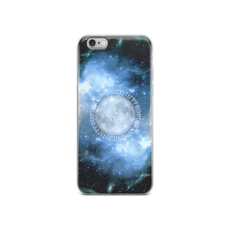 Rune Backing iPhone Case