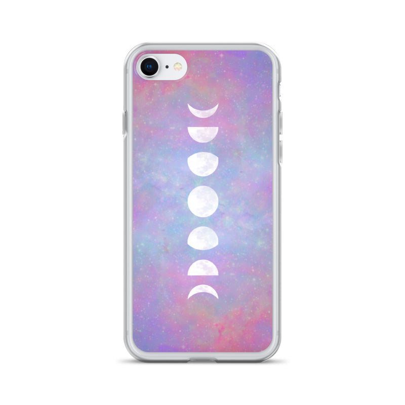 Bohemian Wild Lenormand Backing iPhone Case