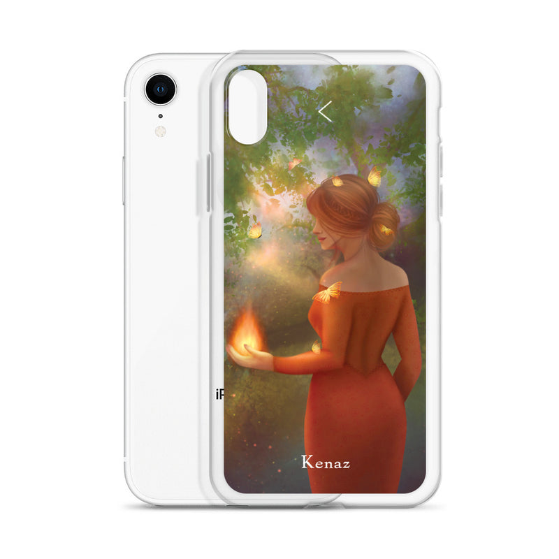 Kenaz Rune iPhone Case