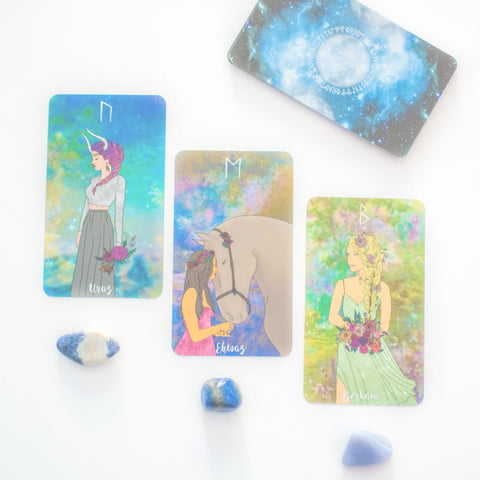 In-Depth Tarot Reading