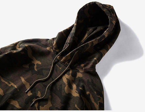 Camouflage Hoodie / Mens Camo Hoodies : Is Camo The Latest Trend?