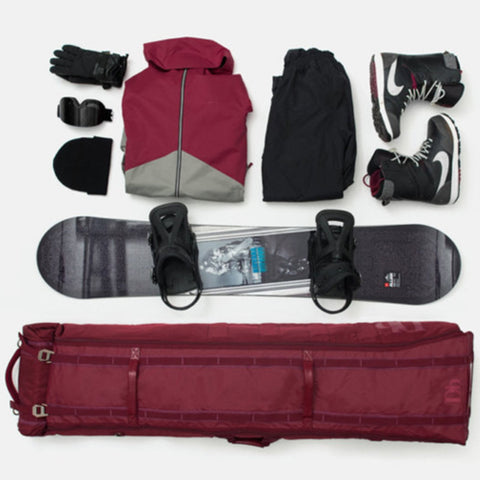 The Unknown Facts Regarding Snowboard Bag Size Guide Uncovered by Top Snowboarding Pro's