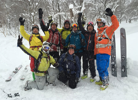 Our Team - Niseko, Japan