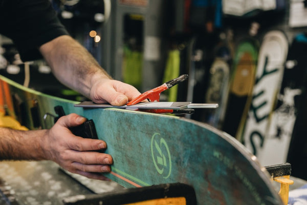 snowboard maintenance tips