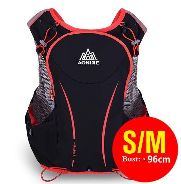 AONIJIE 5L Hydration Vest Pack for 1.5L Bladder