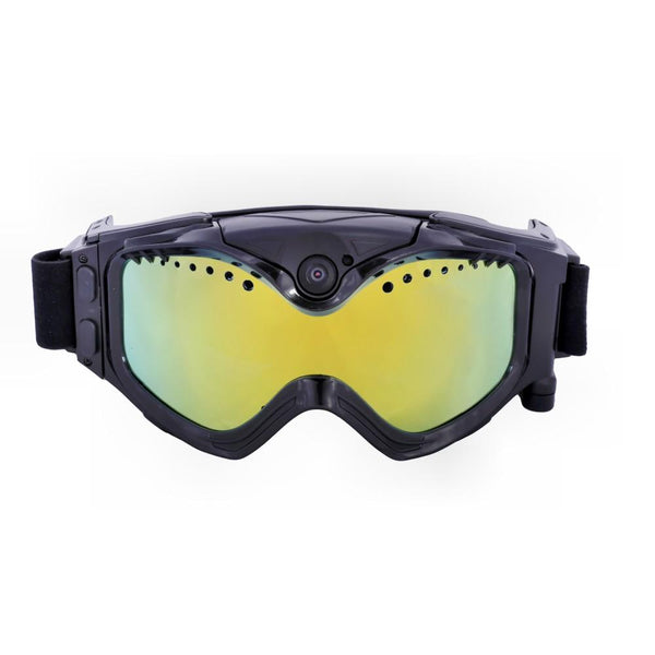 CCTUNG Ski Snowboard Goggles with HD Camera