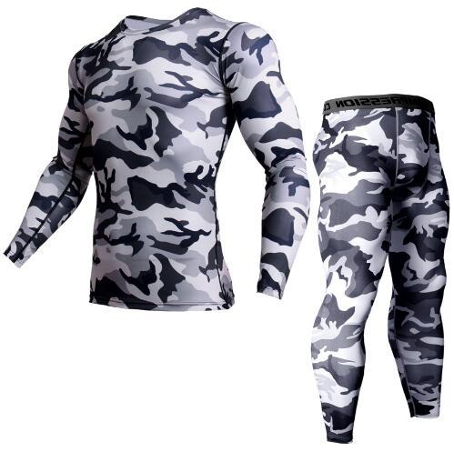 COCKCON Camo Long Johns