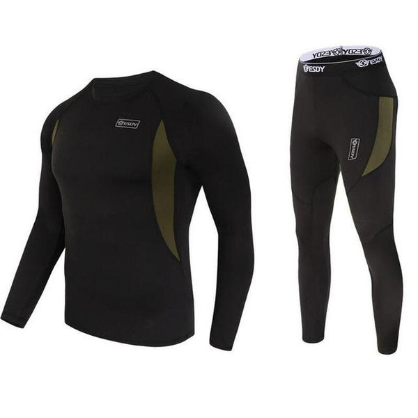 Compressione lunga ESDY Long Johns