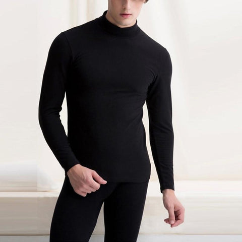 FASXXION Plus Size Thermal Underwear