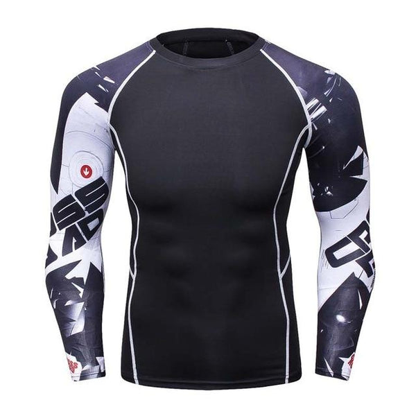 IMMUR Herren Base Layer Langarm