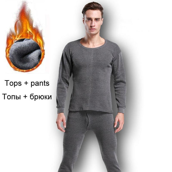 INNERSY Slim Fit Thermal Underwear