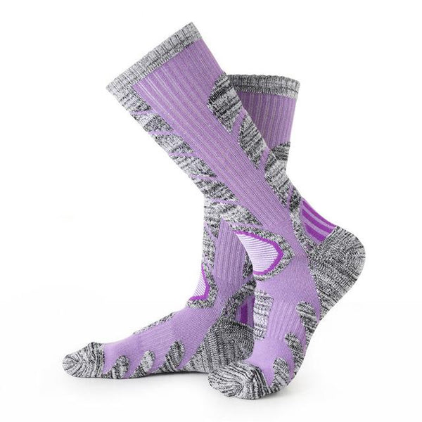 L.WIND Ski Snowboard Winter Socks