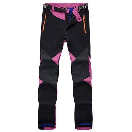 LO CLIMB Womens Softshell Ski Pants