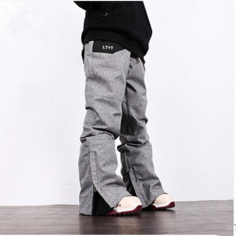LTVT Brushed Finish Snowboarder Pants